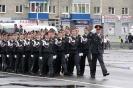 Парад в честь 92-летия создания милиции в РБ