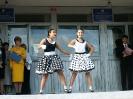 Показательные выступления танцевального коллектива