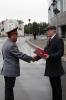 Президент РБ Р.З.Хамитов награждает лучших работников полиции
