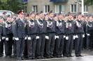 Полицейские классы на параде